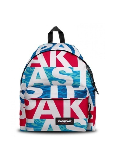 Eastpak Padded Pak'R Bold Wavy Sırt Çantası EK000620A141 Renkli
